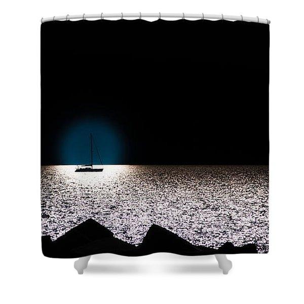 Vela Shower Curtain