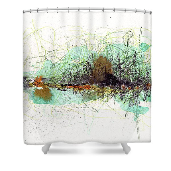 Wearing Of The Green Shower Curtain