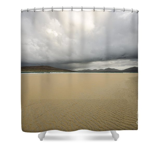Luskentyre Shower Curtain