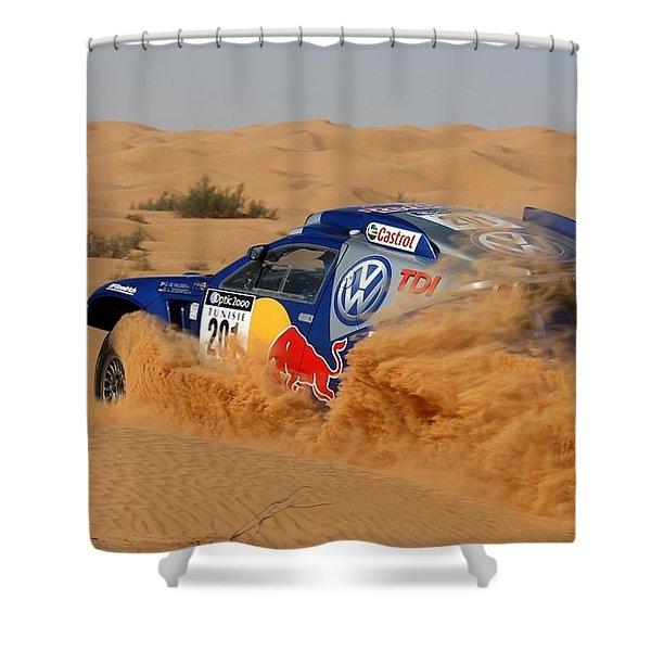 Volkswagen Shower Curtain