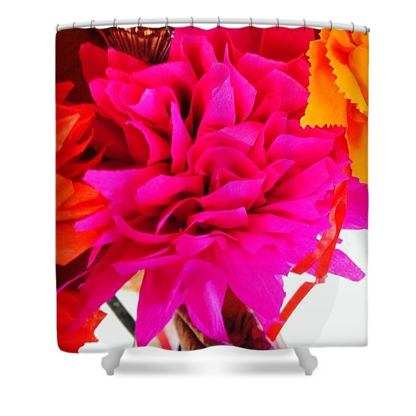 Colorful / Colourful Shower Curtain
