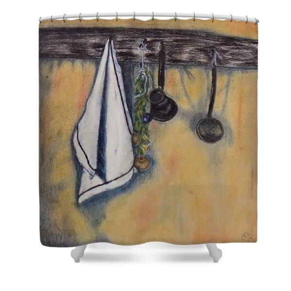 1124 Shower Curtain