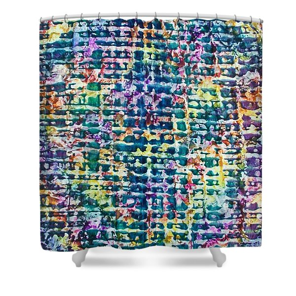 12-offspring While I Was On The Path To Perfection 12 Shower Curtain
