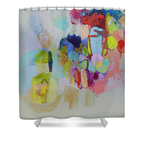13 Minutes Shower Curtain