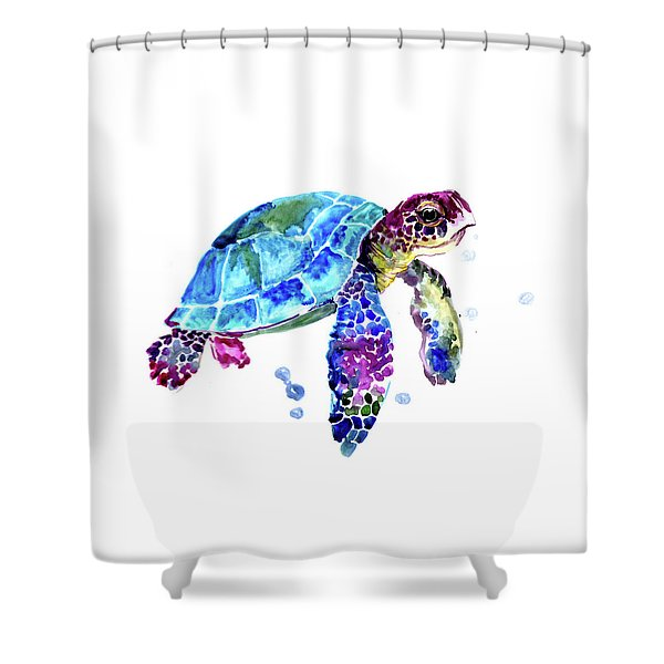Suren Nersisyan Shower Curtains