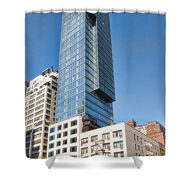 1355 1st Ave 6 Shower Curtain