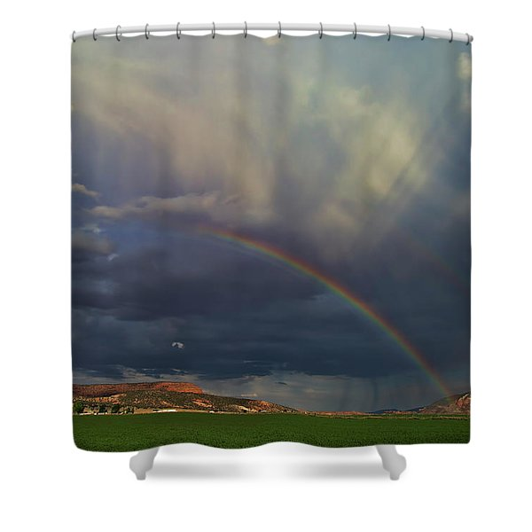 Bicknell Shower Curtain
