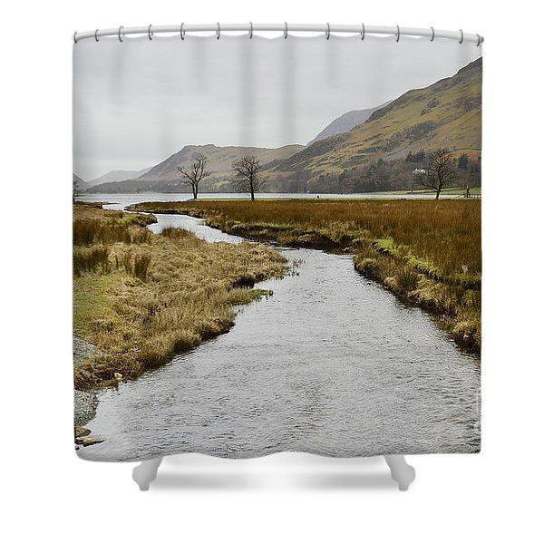 Buttermere Shower Curtain