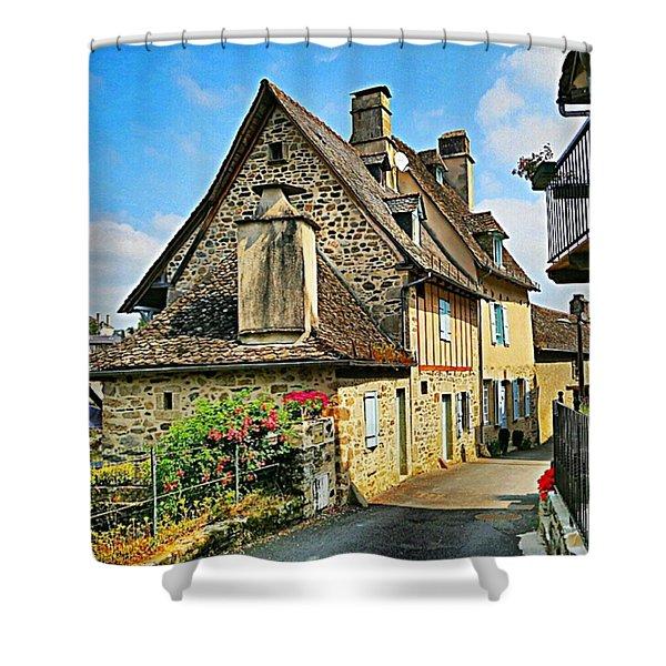 Rural Beauty Shower Curtain