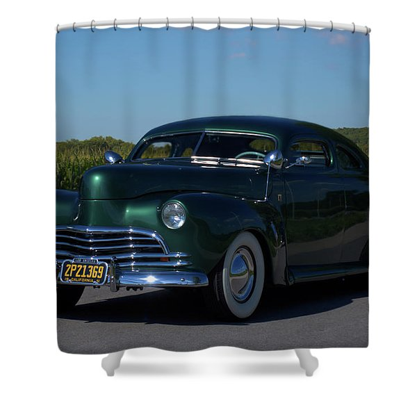 1941 Ford George Barris Custom Shower Curtain