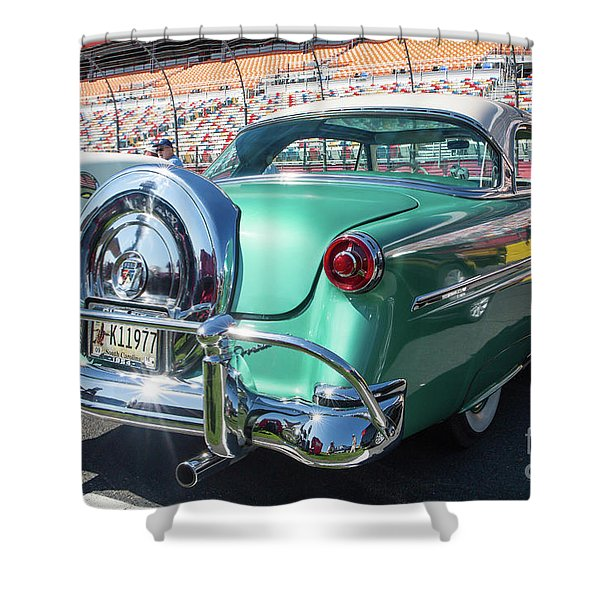 1954 Ford Automobile Shower Curtain
