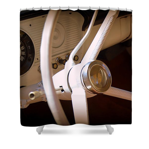 1966 Ford F100 Interior Shower Curtain