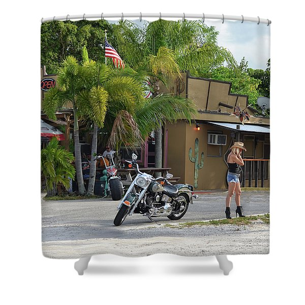 American Classic Shower Curtain