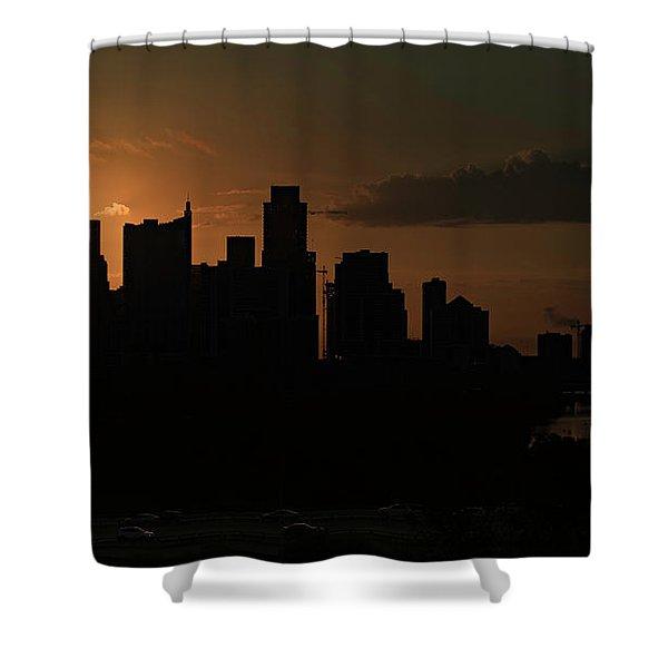 Austin Shower Curtain