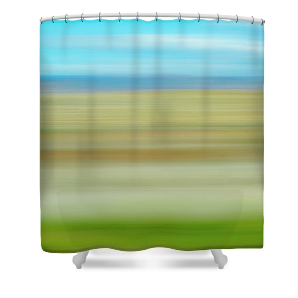 Book Cliffs Shower Curtain