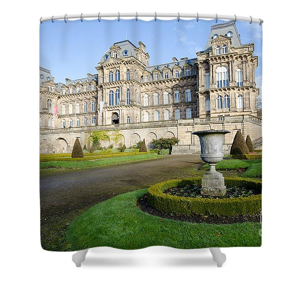 Bowes Museum Shower Curtain