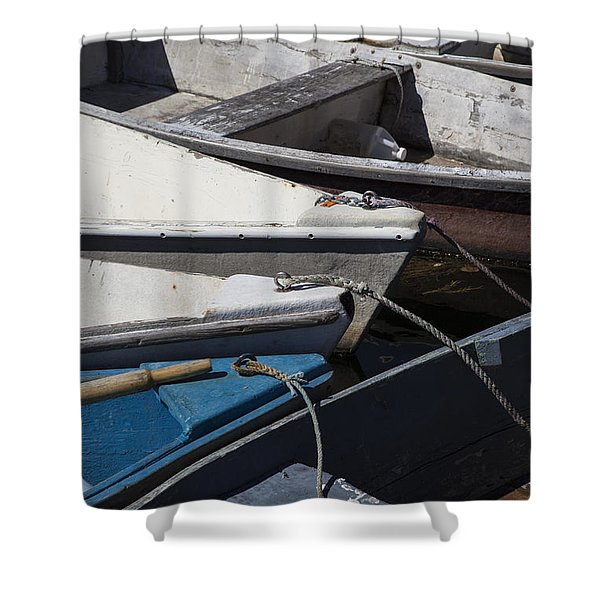 Dories Shower Curtain