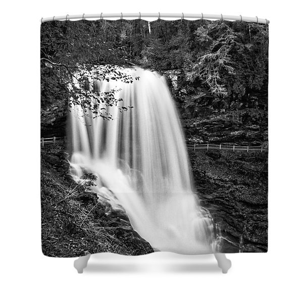 Dry Falls Shower Curtain