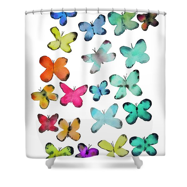 For A Friend Shower Curtain