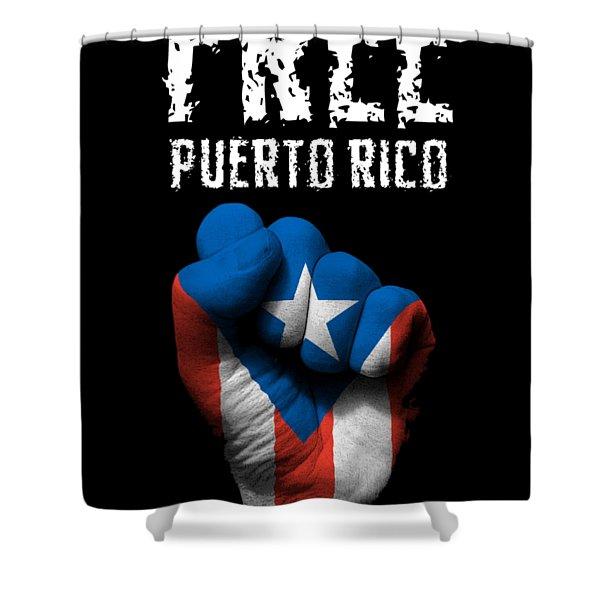 Free Puerto Rico Shower Curtain