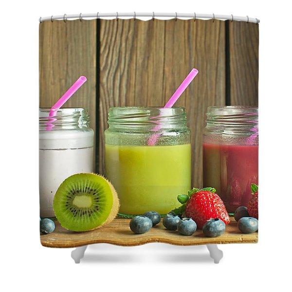 Juice Shower Curtain