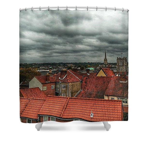 Norwich Shower Curtain
