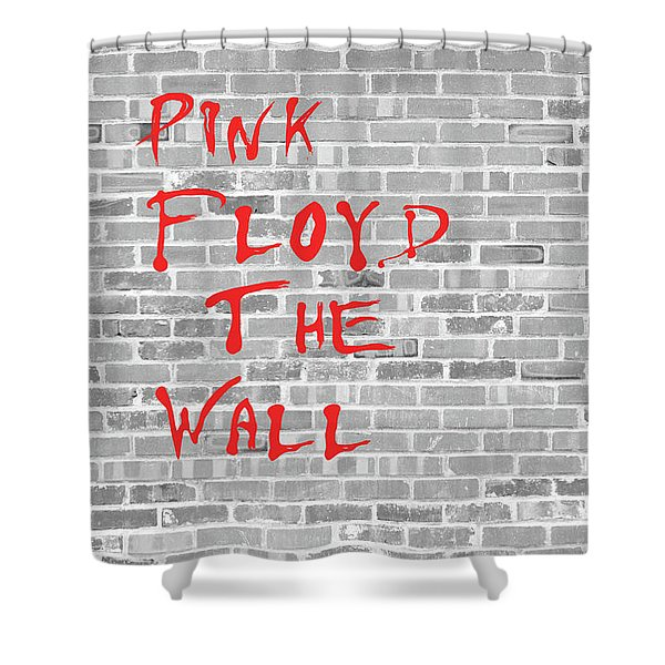 pink floyd the wall shower curtains