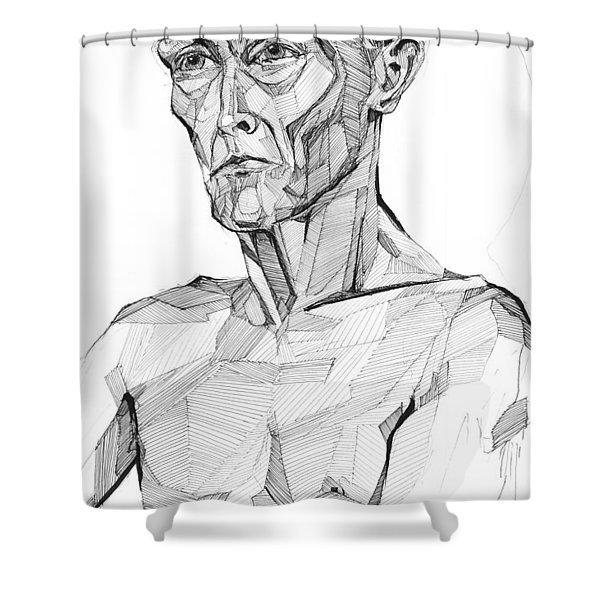 20140117 Shower Curtain