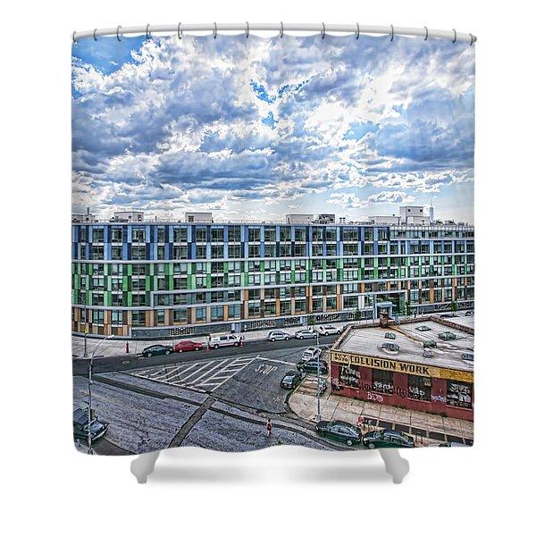 250n10 #1 Shower Curtain
