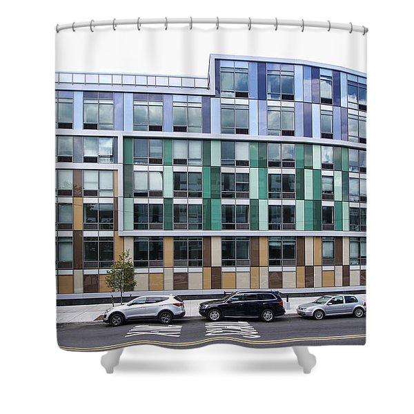 250n10 #3 Shower Curtain