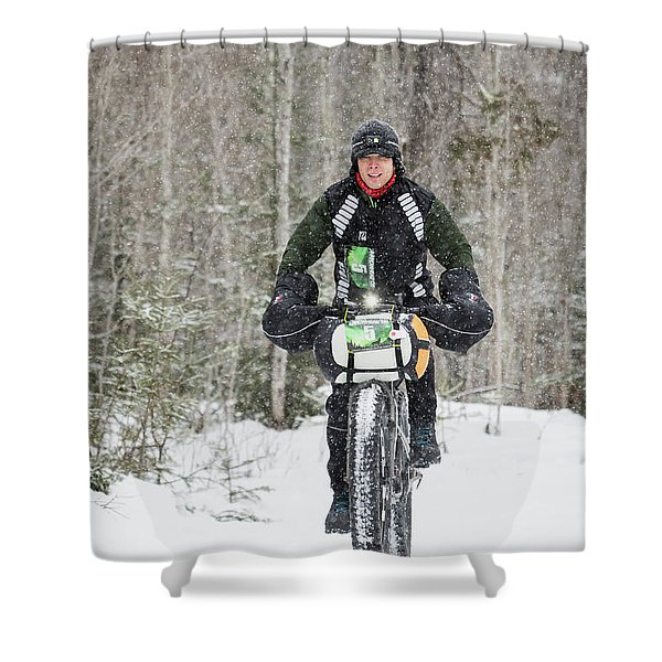 2526 Shower Curtain