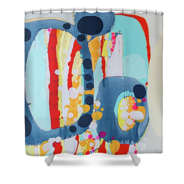 26 Minutes Shower Curtain
