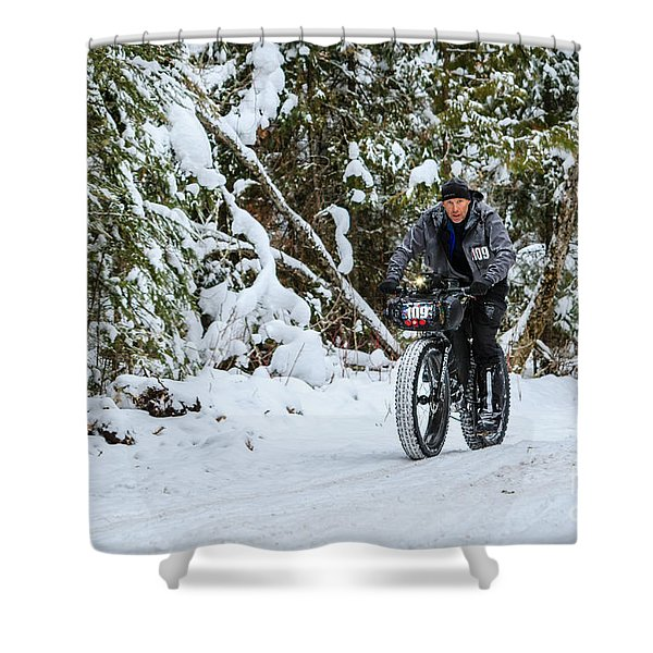 Arrowhead 135 Shower Curtain