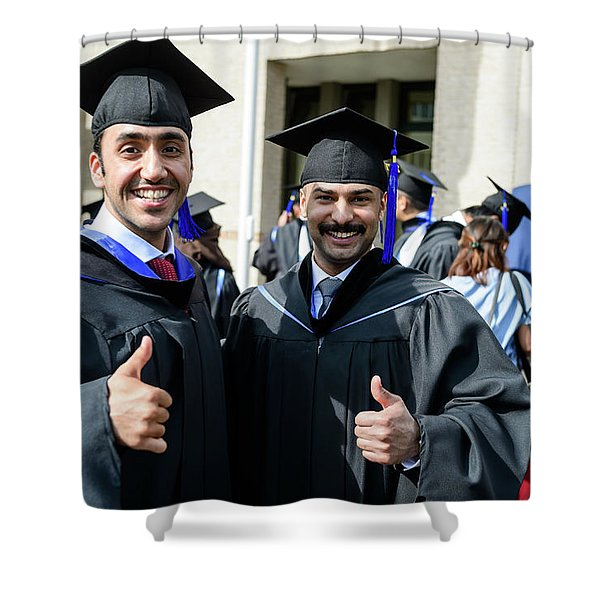 Msm Graduation Ceremony 2017 Shower Curtain