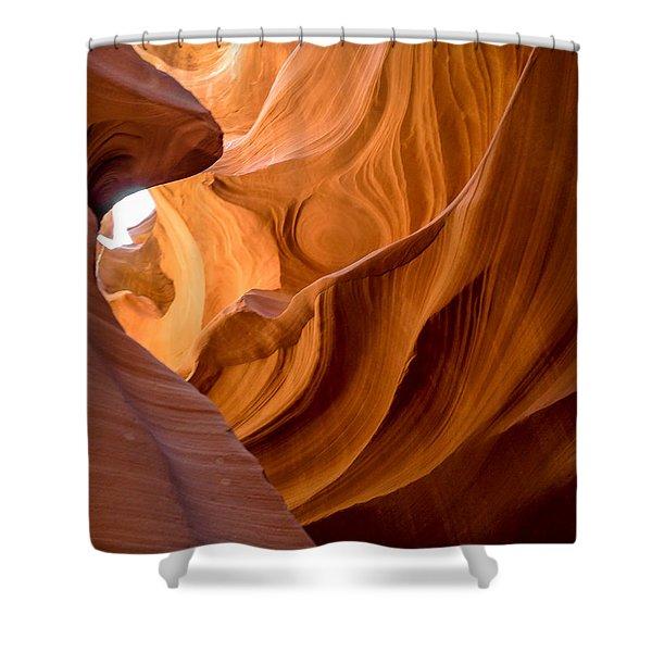 Lower Antelope Canyon Navajo Tribal Park #4 Shower Curtain