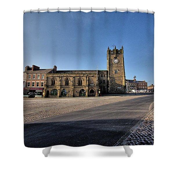 Richmond, North Yorkshire Shower Curtain