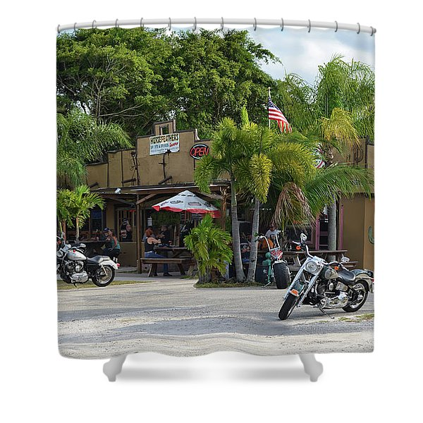 Roadhouse Shower Curtain
