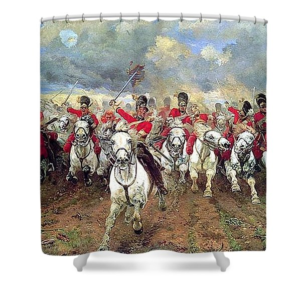 Scotland Forever Shower Curtain