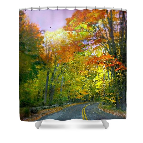 Seven Whole Days Shower Curtain