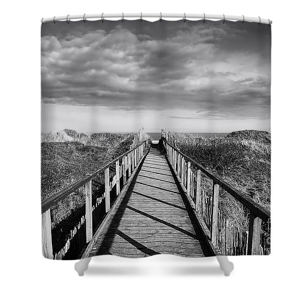 St Andrews Shower Curtain