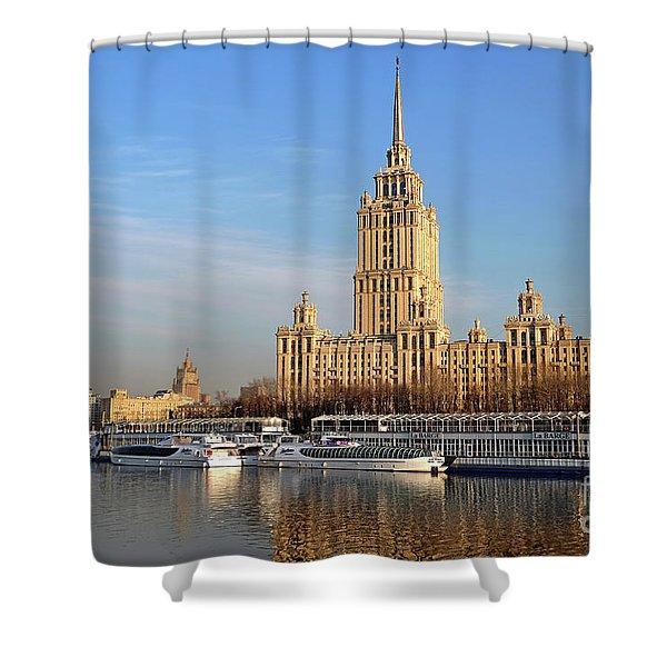Radisson Royal Hotel Shower Curtain