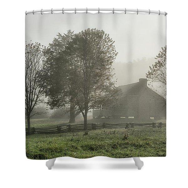 The Dan Lawson Place 2 Shower Curtain