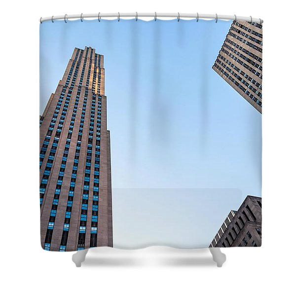 30 Rock Shower Curtain