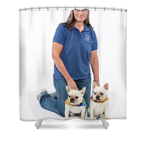3010.060 Therapet Shower Curtain