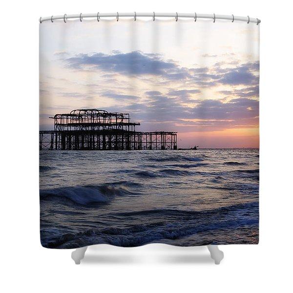 Brighton Shower Curtain