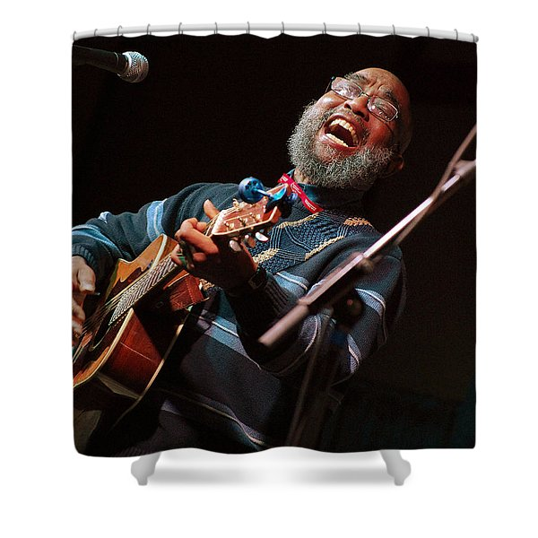 Folk Alliance 2014 Shower Curtain