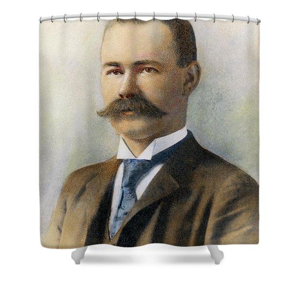 Herman Hollerith, 1860-1929 Shower Curtain