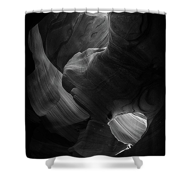 Lower Antelope Canyon Shower Curtain