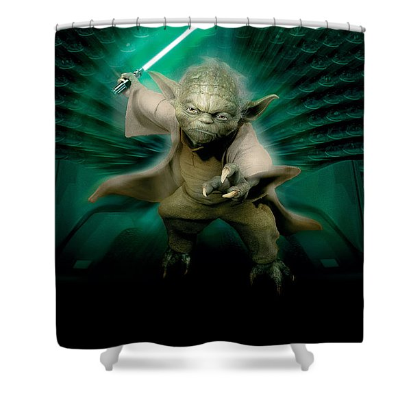 Star Wars Episode IIi - Revenge Of The Sith 2005 Shower Curtain