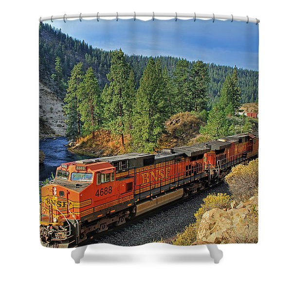 4688 Shower Curtain